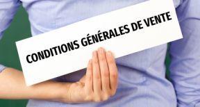 Défaut de communication des CGV: attention sanction!