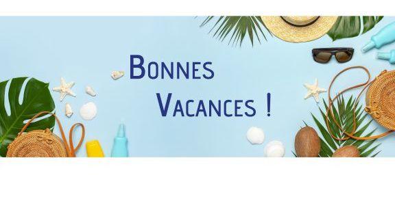 Fermeture estivale du bureau de Paris