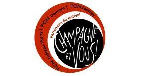 FCN, partenaire du festival CHAMPAGNE ET VOUS !