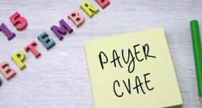 N'oubliez pas de payer votre second acompte de CVAE pour le 15septembre2021