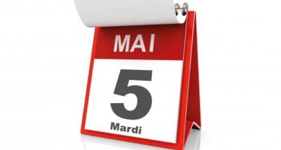 Déclarations fiscales des entreprises: n'oubliez pas la date limite du 5mai2015!